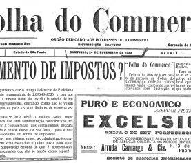 Notícias de Fevereiro… de 1935