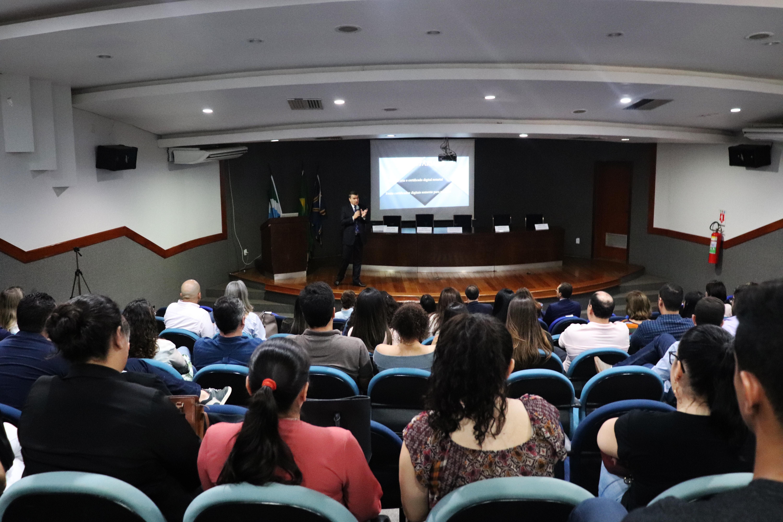 Tabeliães de Mato Grosso do Sul conhecem a plataforma e-notariado em evento realizado em Campo Grande