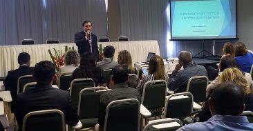 Evento regional apresenta plataforma e-notariado a tabeliães de Pernambuco