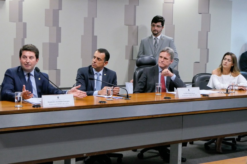 Presidente do CNB/CF participa de audiência pública de análise da MP da Liberdade Econômica