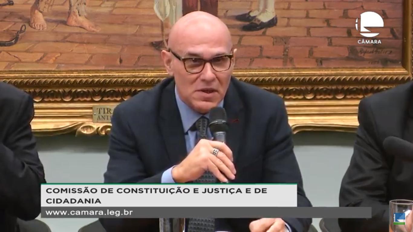 Presidente do CNB/CF reforça atuação do notariado por segurança jurídica no meio digital em audiência pública na Câmara dos Deputados