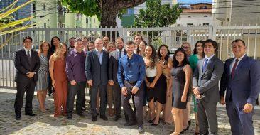 Tabelião de Santaluz é eleito presidente do CNB/BA para o triênio 2020/2022