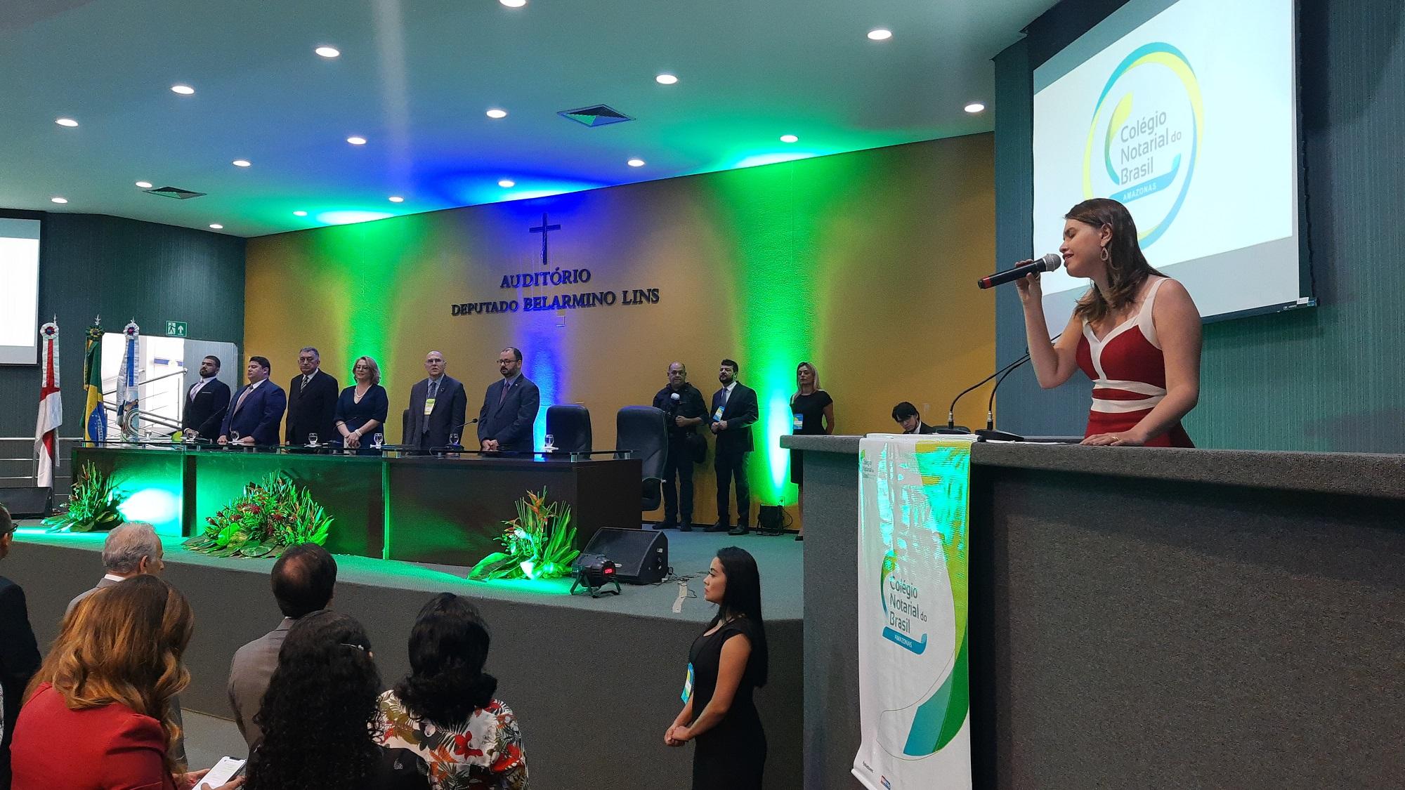 Simpósio do Amazonas destaca desjudicialização e novas tecnologias do cenário notarial
